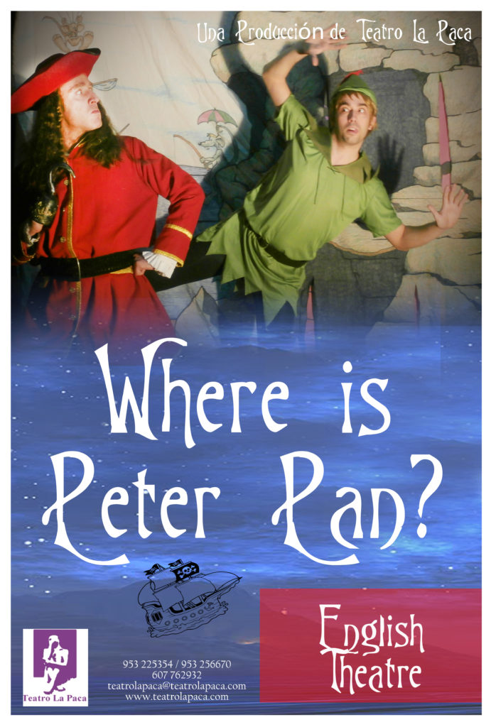 cartel Peter Pan