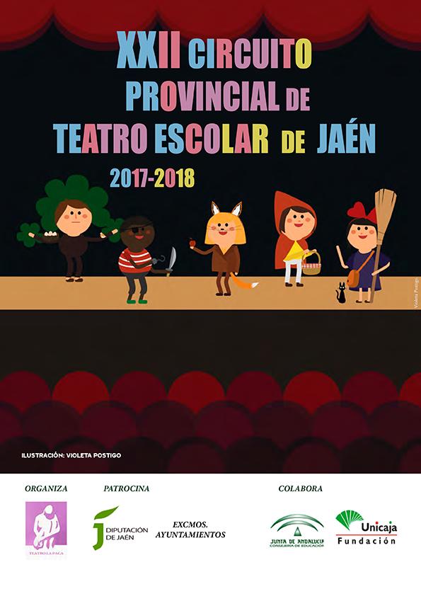 Circuito Teatro Escolar Jaén