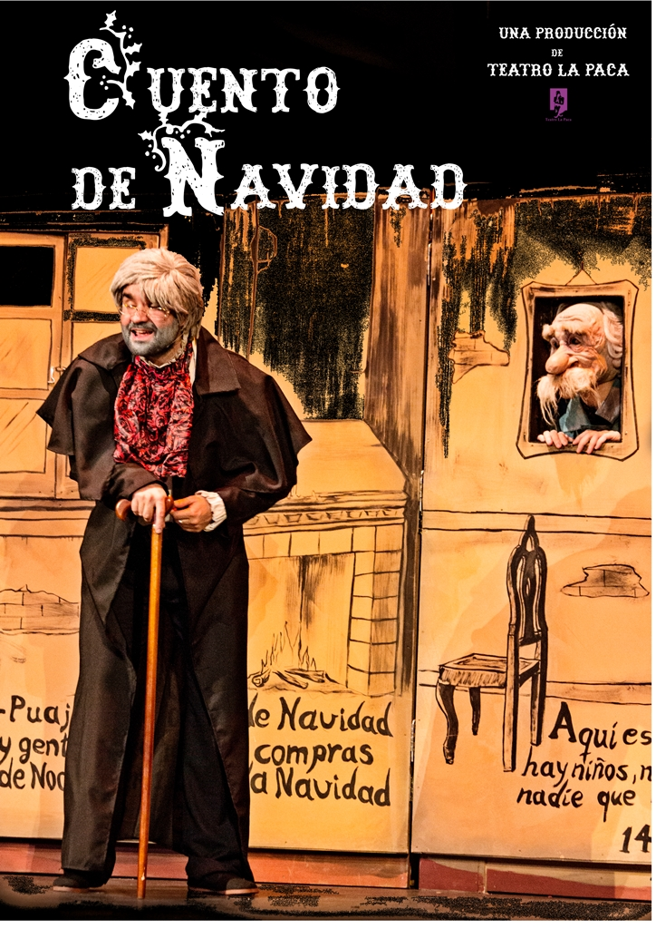 CARTEL CUENTO DE NAVIDAD