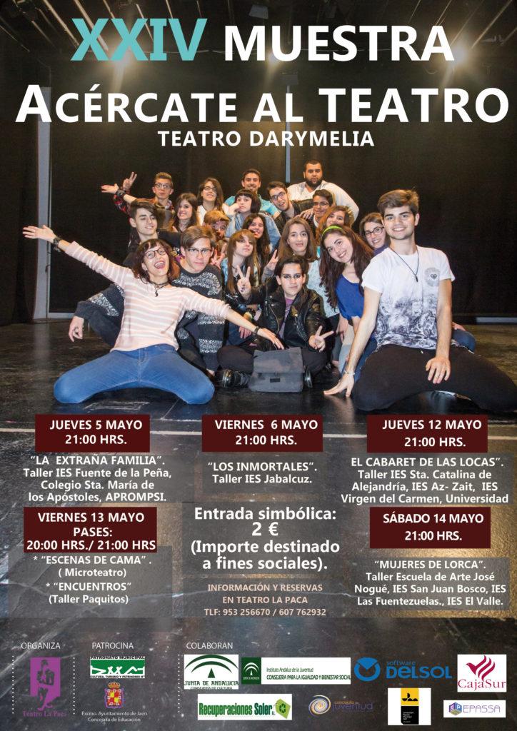 XXIV Muestra Acércate 2016